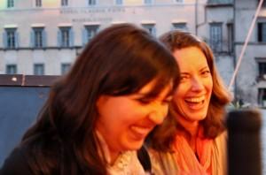 Liz & Heidi
